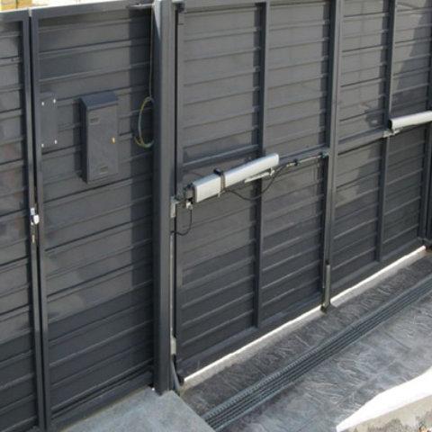 Puertas Batientes y Seccionales