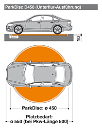ParkDisc D450